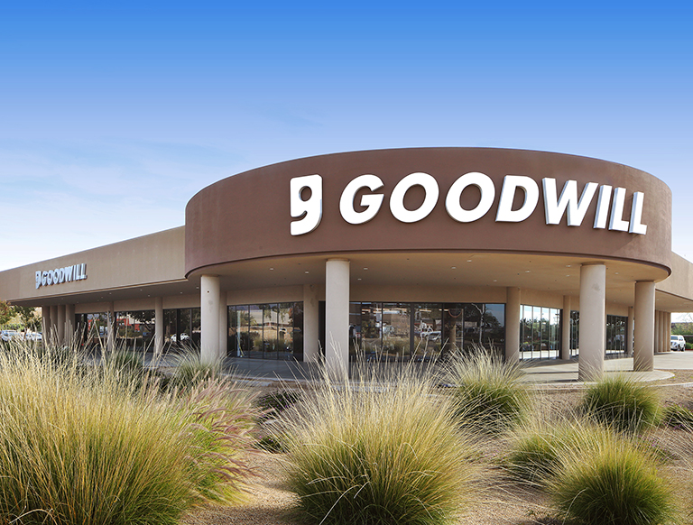 CBRE Arranges $16 Million Sale of Two-Property Goodwill Portfolio