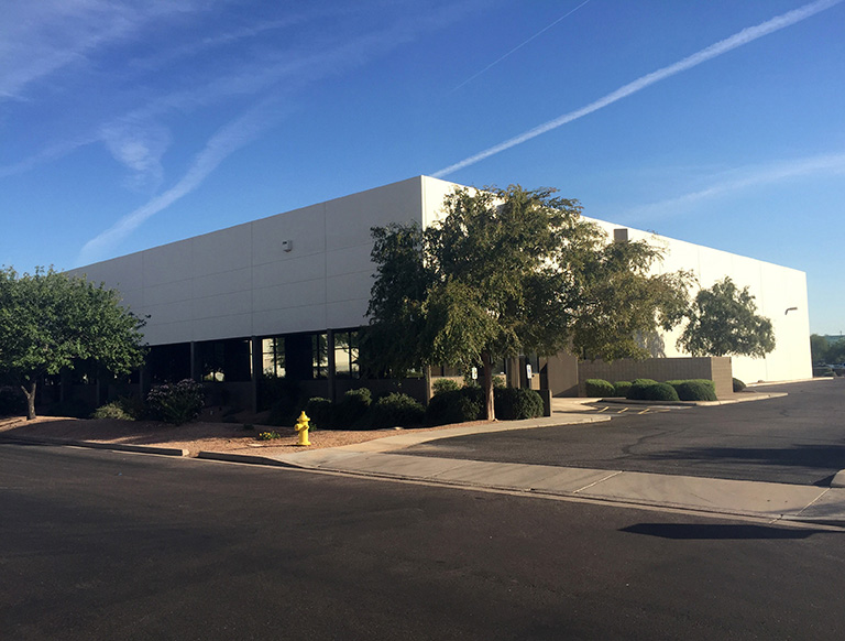 CBRE Completes $6.9 Million Industrial Sale in Chandler