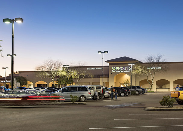 CBRE Completes Sale of Sierra Verde Shopping Center in Glendale