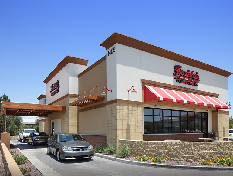 CBRE Completes Sale of Freddy's Frozen Custard and Steakburgers in Gilbert, Arizona