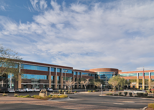 CBRE and Newmark Knight Frank Broker Sale of Raintree Corporate Center III and IV in Scottsdale, Ariz.