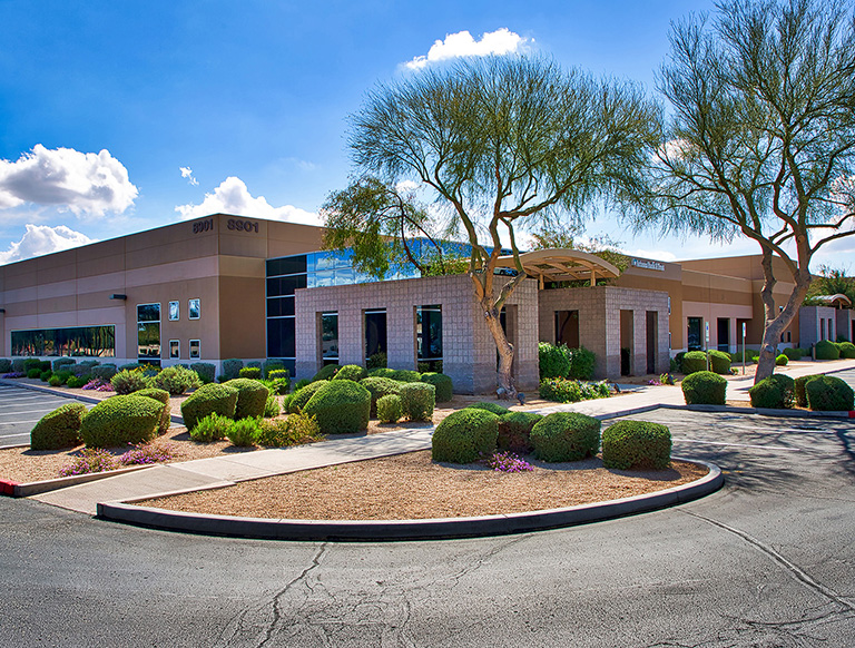 Scottsdale Investment Firm Acquires Raintree Office Center for $16.38 Million