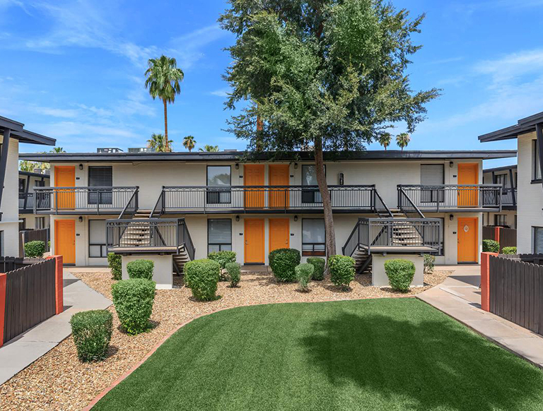 California Investor Acquires Second Metro Phoenix Multifamily Community for $26.5M