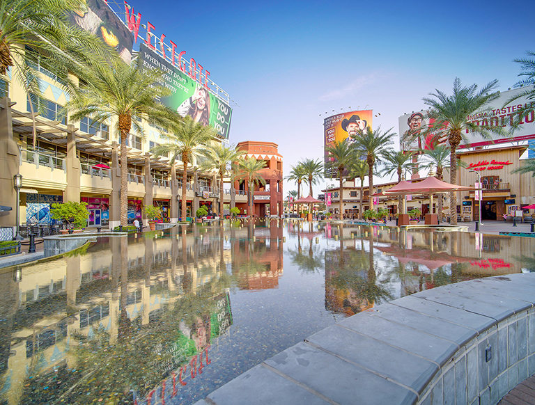 CBRE Announces $142 Million Listing for Glendale's Westgate Entertainment District