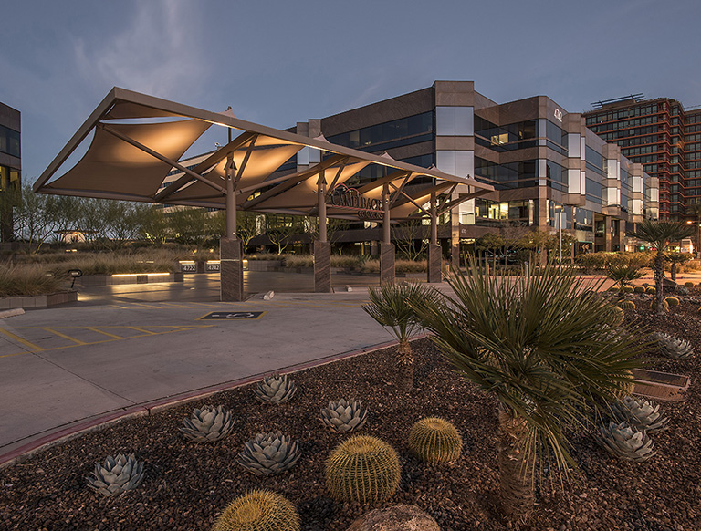 CBRE Completes $66.4 Million Sale of Two-Building Class A Office Campus in Camelback Corridor
