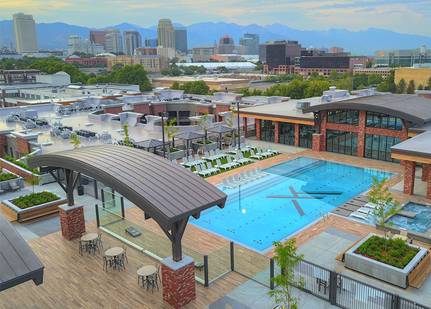 CBRE Announces the Marketing of Downtown's 4th West Apartments
