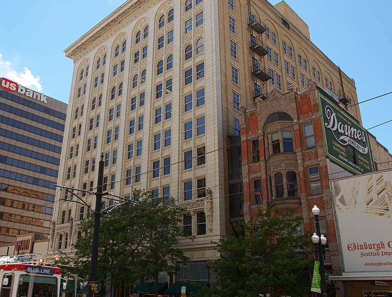CBRE Assists Bolt In 12,000-Square-Foot Office Lease in Historic Kearns Building