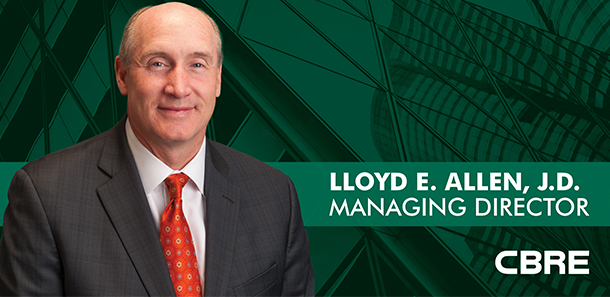 Lloyd Allen, Managing Director