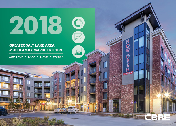 CBRE Greater Salt Lake Area Multifamily Market Report