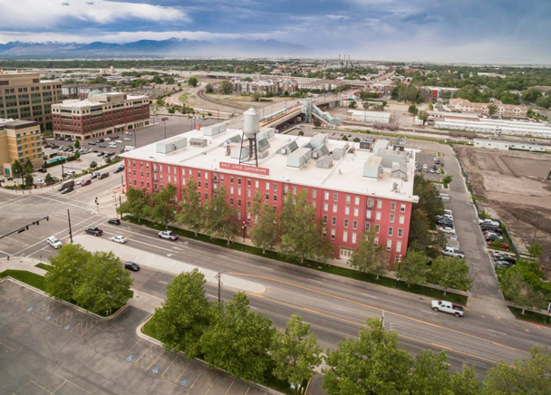 CBRE and KBS Sign Nearly 50,000 Square Feet in New Leases at Historic Class A Office Building in Salt Lake City
