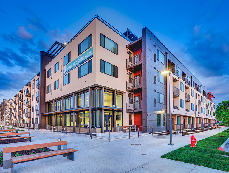 CBRE Announces The Sale of The Zeller Multifamily Development