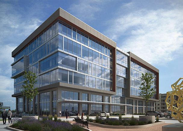 Westport Capital Partners Selects CBRE to Oversee Leasing of New Sugar House Office Building