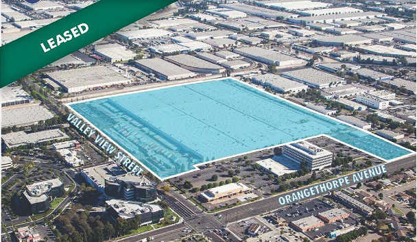 ±1,077,179 SF<br>6800 VALLEY VIEW STREET<br>BUENA PARK, CA