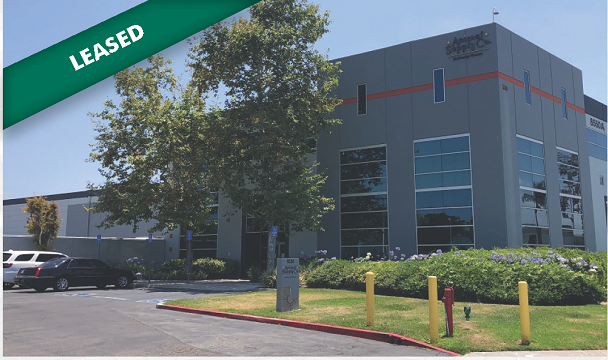 ±116,327 SF<br>8550 Chetle Avenue<br>WHITTIER, CA