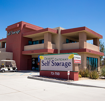 DESERT GATEWAY SELF STORAGE