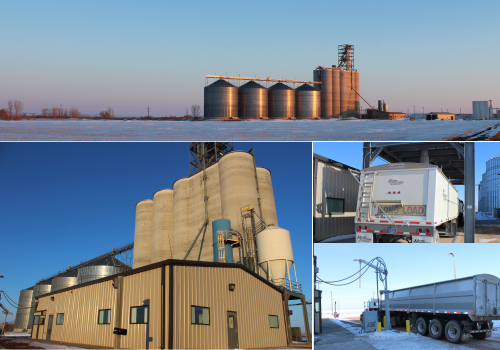 ±55 Acres | Grain Elevator | Richland County, Montana