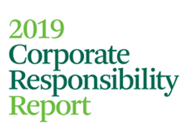 2019 Corporate Responsibility Report