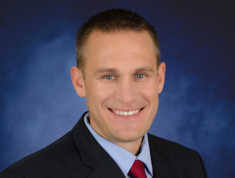Chad Ricks, Senior Vice President