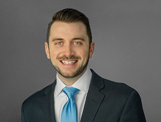 Griffin Nieman, Real Estate Services Administrator