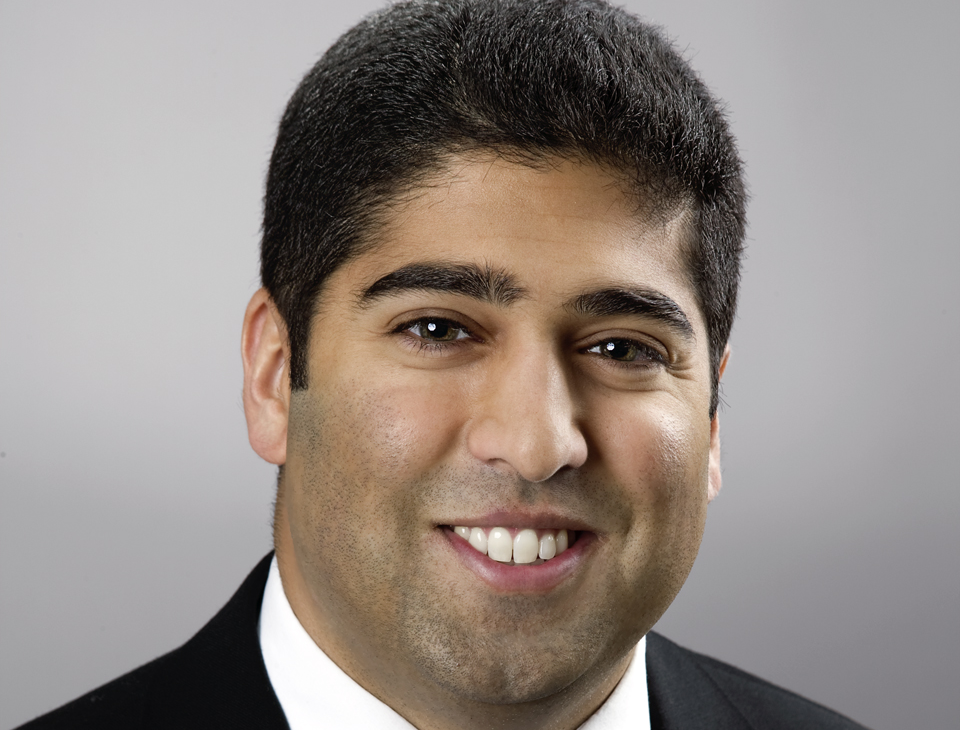Neil Kolatkar, First Vice President