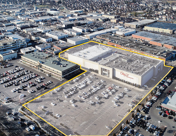 CBRE Named Exclusive Agent for Sanders Equities' Retail-to-Industrial Redevelopment in Westbury, N.Y.
