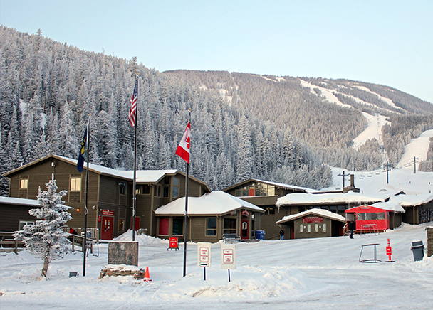 Red Lodge Mountain Resort: Red Lodge, Montana