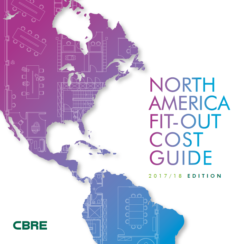 North America Fit Out Cost Guide 2017/18