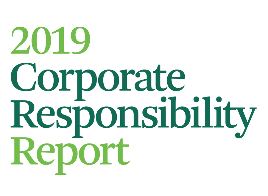 Corporate Responsibility Report