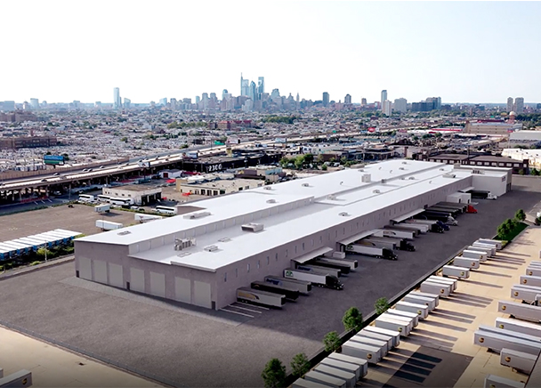 "CBRE Arranges Sale of ""Last Mile"" Industrial Facility Located Just Three Miles from Center City"
