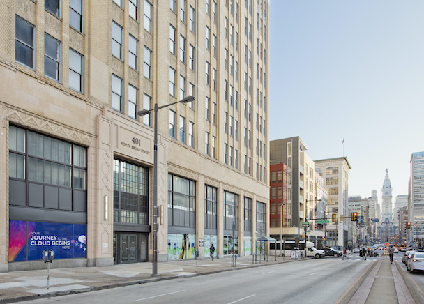 CBRE Arranges 44,000 SF New HQ Lease for Biotech Company Biomeme at 401 North Broad Street