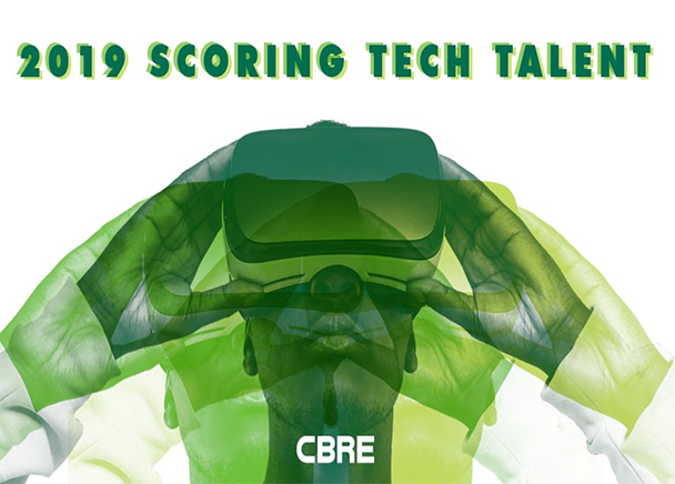 Cleveland among top cities for tech talent growth, ranking #4 on CBRE's annual list of momentum markets