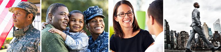 CBRE welcomes our military members