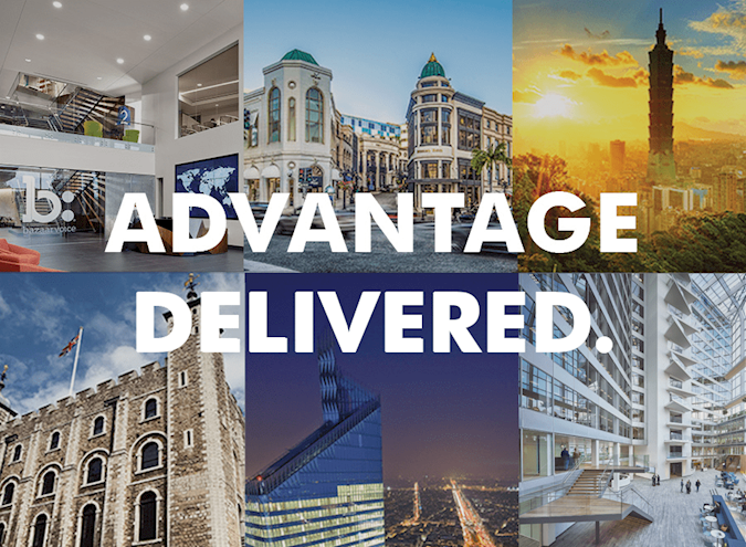 United states commercial real estate services cbre cbre advantage in action sciox Image collections