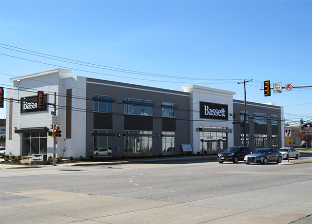 Nice ... That Its Net Lease Investment Sales Team, Led By Matthew Gorman And  Michael Shover, Has Successfully Arranged For The Sale Of A Bassett  Furniture Store ...